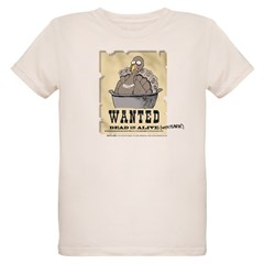 Thanksgiving Turkey Wanted T-Shirt