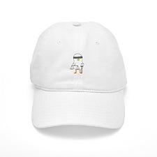 Lady Justice Baseball Cap