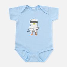 Lady Justice Infant Bodysuit