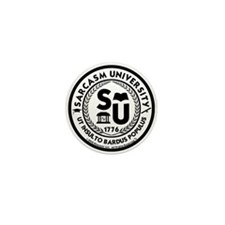Sarcasm University (S) Mini Button (100 pack)