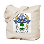 Rouett Coat of Arms Tote Bag
