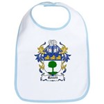 Rouett Coat of Arms Bib