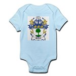 Rouett Coat of Arms Infant Creeper