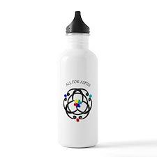 AllforAspies Water Bottle