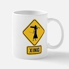 Cellist Crossing Mug
