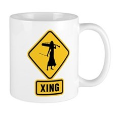 Cellist Crossing Mug