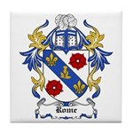 Rome Coat of Arms Tile Coaster