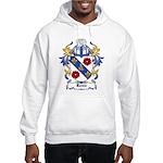 Rome Coat of Arms Hooded Sweatshirt