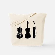Cellos Tote Bag