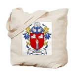 Romans Coat of Arms Tote Bag