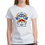 Rodie Coat of Arms Women's T-Shirt