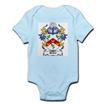 Rodie Coat of Arms Infant Creeper