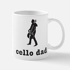 Cello Dad Mug