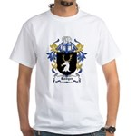 Rodger Coat of Arms White T-Shirt