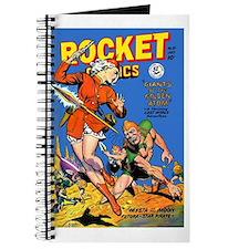 Rocket Comics #55 Journal