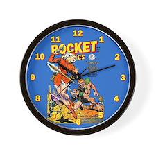 Rocket Comics #55 Wall Clock
