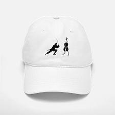 Cello Ninja Baseball Baseball Cap