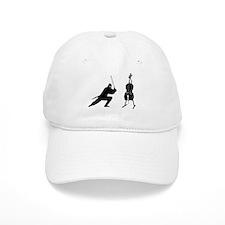 Cello Ninja Baseball Cap