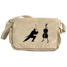 Cello Ninja Messenger Bag