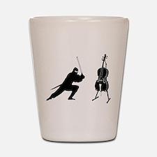Cello Ninja Shot Glass