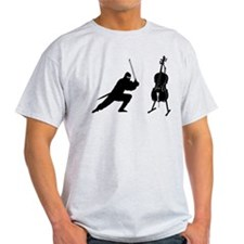 Cello Ninja T-Shirt