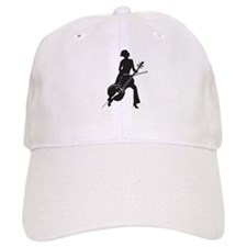Cellist Baseball Cap