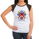Robinson Coat of Arms Women's Cap Sleeve T-Shirt
