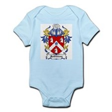 Robinson Coat of Arms Infant Creeper