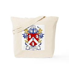Robinson Coat of Arms Tote Bag