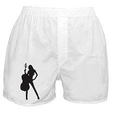 Cellist Boxer Shorts