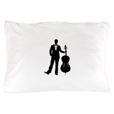 Cellist Pillow Case