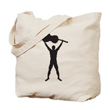 Cellist Tote Bag