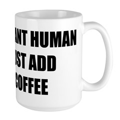 Instant Human Mug