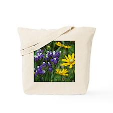 Flower Photo Tote Bag