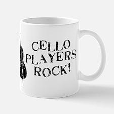 Cello Players Rock Mug
