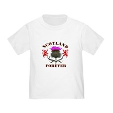 Scotland Forever Thistle T