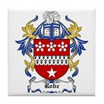 Robe Coat of Arms Tile Coaster