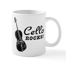 Cello Rocks Mug