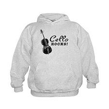 Cello Rocks Hoodie