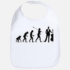Cellist Evolution Bib