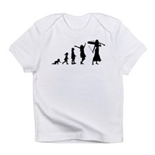 Cellist Evolution Infant T-Shirt