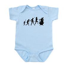 Cellist Evolution Infant Bodysuit