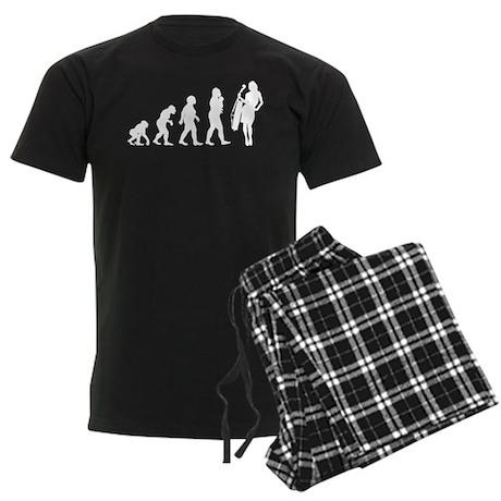 Cellist Evolution Men's Dark Pajamas