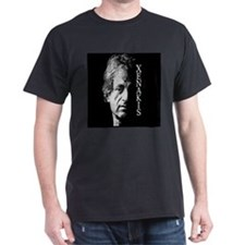 Xenakis Black T-shirt