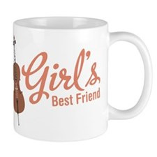 Girl's Best Friend Mug
