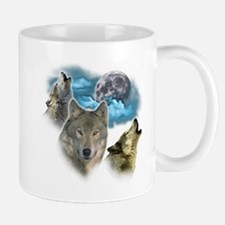 Wolves Moon Mug