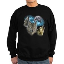 Wolves Moon Sweatshirt