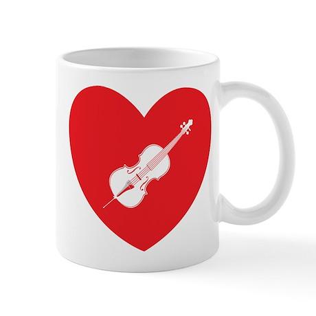 Love Cello Mug