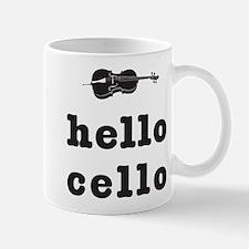 Hello Cello Mug
