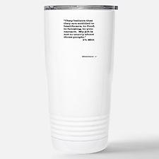 1% Mitt Shirt Light Travel Mug